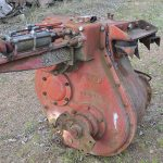 FWD 3 speed transfer case_good used