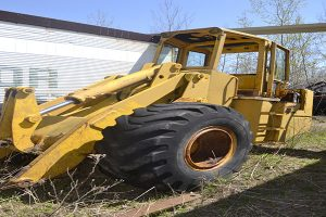 Ford Loader A64Serial # 514282