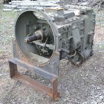 M123 10 speed transmission with transfer caseUsed-Good condition