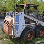 Bobcat 743Serial # M-35125