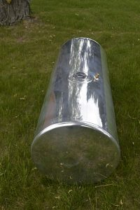 Freightliner fuel tank_100 gallon