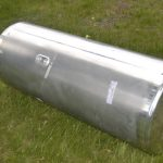 Freightliner fuel tank